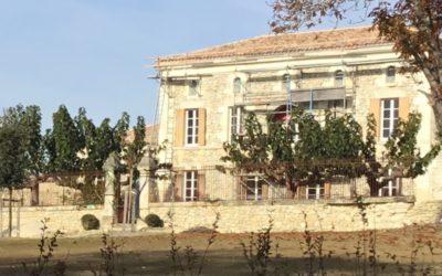 Rénovation d'une ancienne demeure
