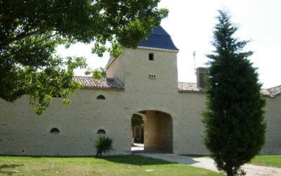 Rénovation d'un château viticole